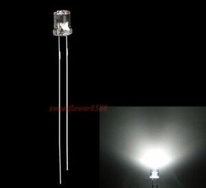 100pcs-3mm-Flat-top-White-LED-Wide-Angle-Flat-Head-Light-lamp-New-Free-Shipping