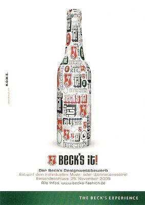 Bier Becks Um Sowohl Die QualitäT Der ZäHigkeit Als Auch Der HäRte Zu Haben ZuverläSsig 1 Edgarkarte Zur Auswahl Aus Den Beck's Experience Karten Beer