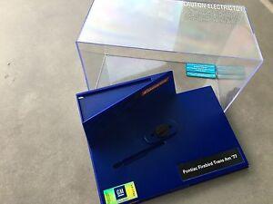 Carrera-Digital-132-Leerbox-Box-Schachtel-Displaybox-Acrylbox-Aufbewahrungsbox