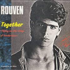 Rouven - Together/Instrumental (Vinyl-Single 1986) !!!