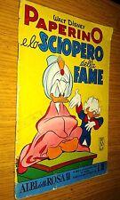 ALBI DELLA ROSA-ALBI DI TOPOLINO # 470-PAPERINO E LO SCIOPERO DELLA FAME-1962
