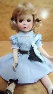 1950s-18-inch-Madame-Alexander-Teen-Maggie-walker-doll