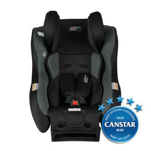 Mother's Choice Avoro Baby Convertible Car Seat (0-4 years), Black, NEW, Clea...