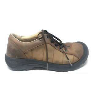 Keen-XT-1206-Brown-Lace-Up-Shoes-Size-11