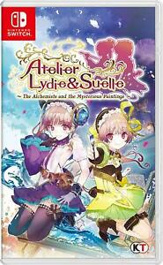 Atelier-Lydie-amp-Suelle-For-Nintendo-Switch-New-amp-Sealed