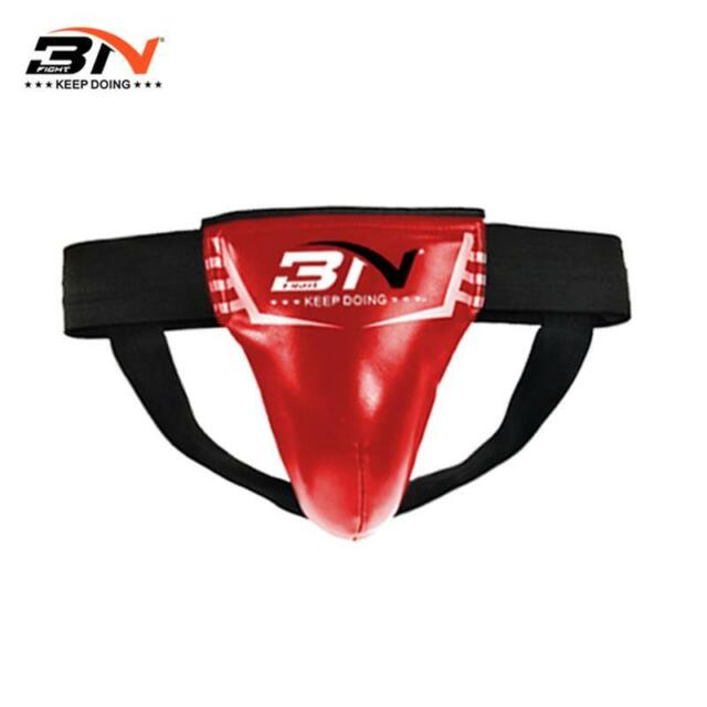 Amber Groin Guard Protector MMA Cup Boxing Abdo Muay Thai Steel Supporter
