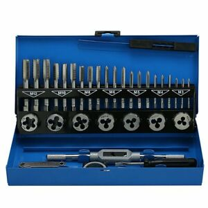 Fein Gewinde Schneider Bohrer Set M3-M12 Gewindeschneider Werkzeug Satz 32-tlg