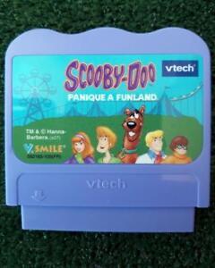 Scooby-Doo JEU VTECH V.SMILE - NEUF sans l'emballage - VTECH Vsmile