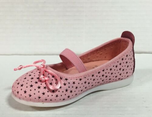 De Gioseppo Cuir Perfor En Rose Marianela Ballerines Chaussures Couleur Bb ETRaq