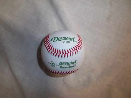 Diamond Official League Baseballs (Dozen) DOB
