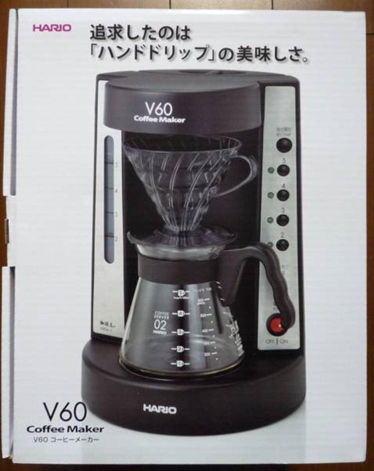 Nouveau HARIO V60 Café King Cafetière 2-5 tasses de Noir evcm - 5 To Japan F S