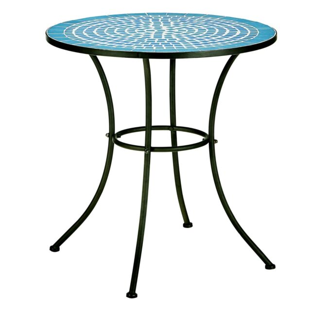 Patterson Mosaic Bistro Table For Sale Online