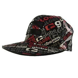 8f83db21e6ba5 Image is loading GLOBE-Matrix-men-039-s-trucker-hat-black-