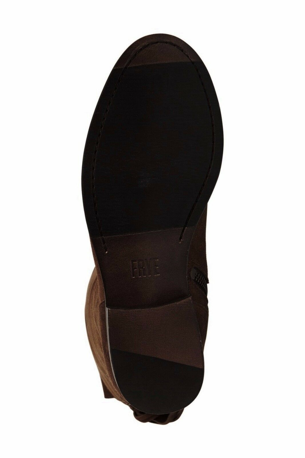 Nuevo con rodilla etiquetas Frye Molly Borla Ante sobre la rodilla con Bota madera (Marrón) B  548 ae0097