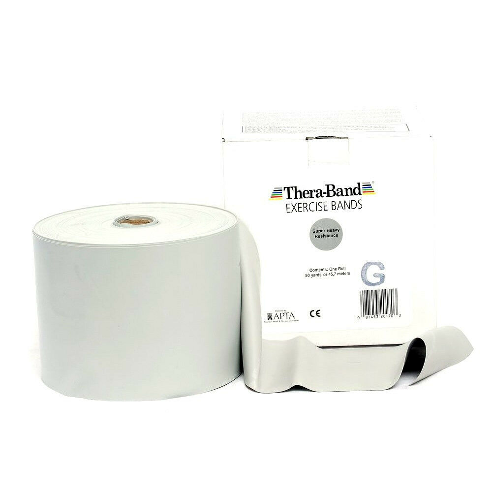 Thera-Band ® 2,5 du M argent effort original theraband du 2,5 rôle de ba6aa6