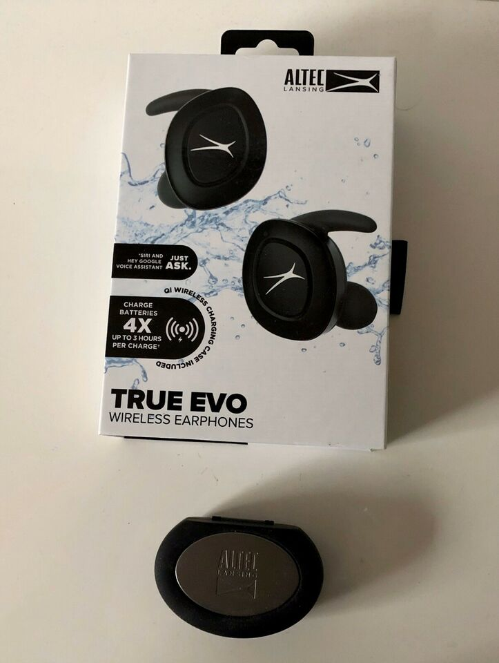 in-ear hovedtelefoner, Andet mærke, Altec Lansing True