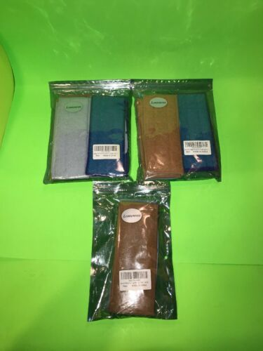 Lontenrea 6 5 3 Pack Washable Mopping Pads for iRobot Braava Jet 240 241 Cleaner