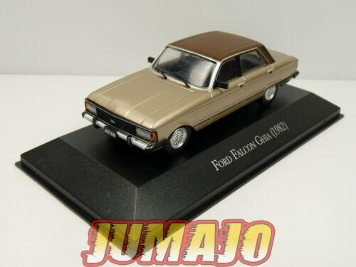 Ford Falcon Ghia 1982 AQV5 Auto 1//43 Salvat Inolvidables 80//90