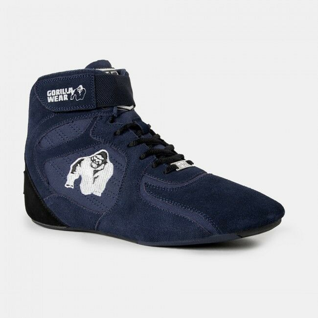 Gorilla Wear  Chicago High Tops - Navy   Wear