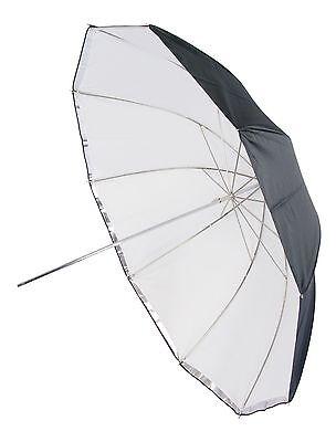 Speciale Sectie Gtx Studio 60 In Silver/white Umbrella 10 Panels & Front Diffuser Photo Lighting Een Lang Historisch Aanzien Hebben
