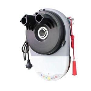 Torantrieb-Garagen-Toroeffner-Antrieb-Garagentor-18-m-100-Watt-433-92MHz