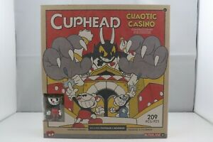 Cuphead Large Construction Set Chaotic Casino McFarlane Toys Kit Costruzioni