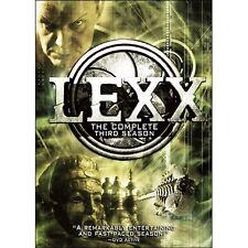 Lexx - The Complete Third Series (DVD, 2012, 2-Disc Set)