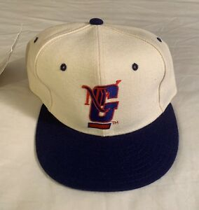 0347e05d9f967 Vintage 90s New York Giants New Era Wool NFL fitted cap hat Size 7 1 ...