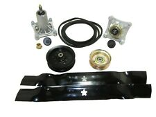 """Weed Eater HD13538 WE12538 38/"""" Lawn Mower Deck Parts Rebuild Kit FREE Shipping"""