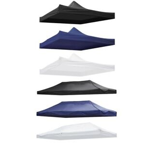 EZ-Pop-Up-Canopy-Top-Replacement-Outdoor-Sunshade-Tent-Cover-For-10-039-x10-039-10x20-039