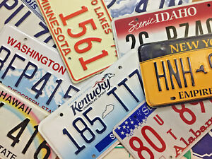License-Plates-All-States-Available-Good-Condition