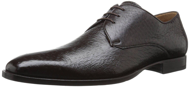 Mezlan para hombre Escorial Zapatos Oxford, Marrón, M