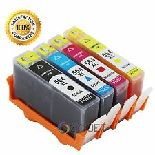 4pk Generic 564XL Ink Cartridge for Photosmart 5510 6510 6520 7510 7520 7525