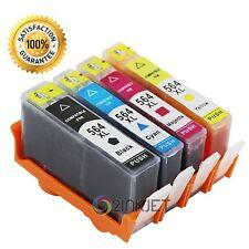 4pk Generic 564XL Ink Cartridge for HP Photosmart 5510 6510 6520 7510 7520 7525