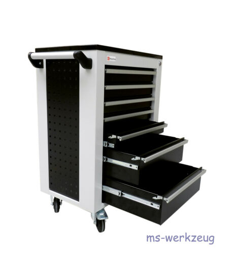 show original title Details about  /Action penetrate Mountain Workshop Trolley S with 7 Drawers