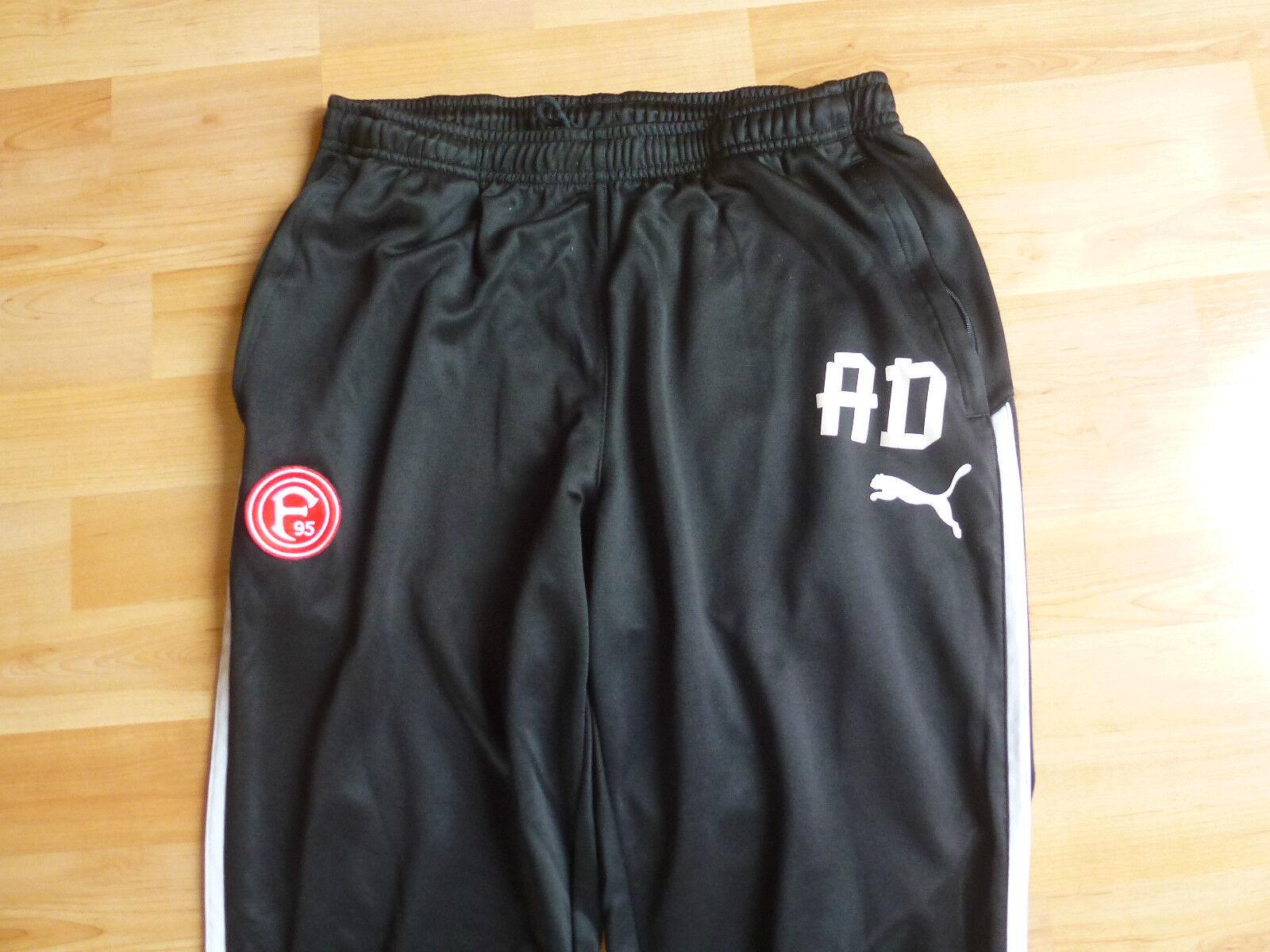 Trainingshose Axel Dörrfuß Dörrfuß Dörrfuß Fitnesstrainer Fortuna Düsseldorf F95 Gr. M  ORIGINAL 29c10e