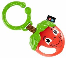 Fisher-Price Happy Apple Infant Teether 3M+