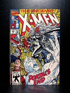 COMICS-Marvel-Uncanny-X-men-285-1990s-1st-Triumvirate-M-Rasputin-app