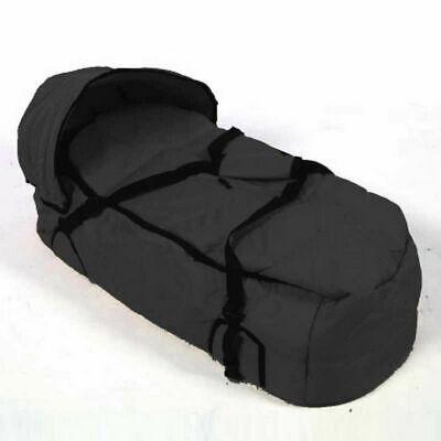 CROWN Softtragetasche Babytasche für Kidnerwagen Zwillignswagen Geschwisterwagen
