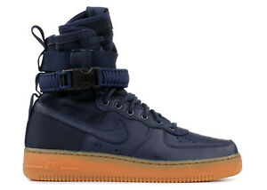 Details about Nike SF AF1 Air Force Men Shoes Midnight Navy Blue 864024 400 Multiple Sizes