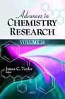 Advances in Chemistry Research: Volume 26 by Nova Science Publishers Inc (Hardback, 2015)