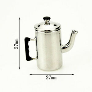 1-12-Dollhouse-Furniture-Kitchen-Room-Vintage-Milk-Tea-Kettle-Home-Mini-Decor-IU
