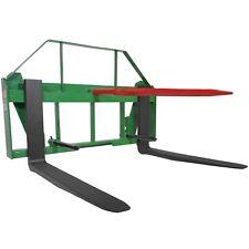 Titan 36 Pallet Fork Hay Bale Spear Attachment Fits John Deere Global Loaders