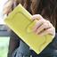 Long-Wallet-Faux-Suede-Woman-Lady-Purse-Female-Wallets-Card-Holder-Clutch thumbnail 13
