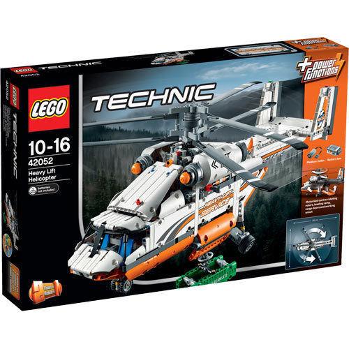 LEGO TECHNIC ELICOTTERO DA CARICO - LEGO 42052