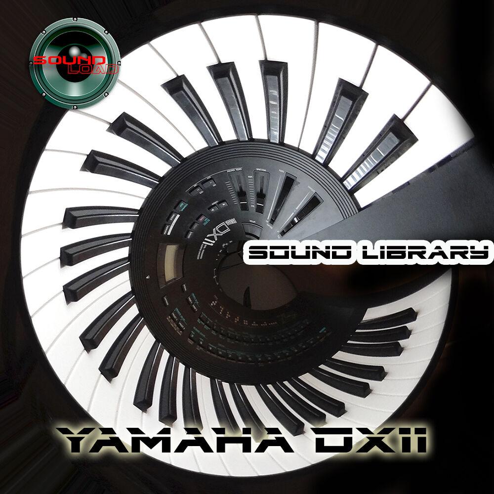YAMAHA DX5 HUGE Original Factory & New Created Sound Li