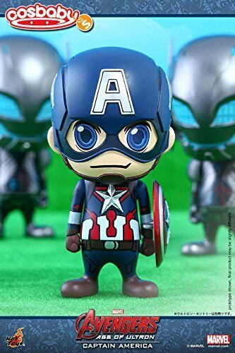 Hot Toys  Captain America Vinyl Marvel's Avengers Age of Ultron  Cosbaby