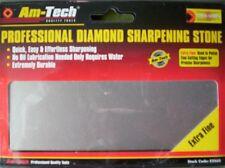 BUSHCRAFT PRO DIAMOND KNIFE CLEAVER MACHETE SHARPENER SHARPENING EXTRA FINE