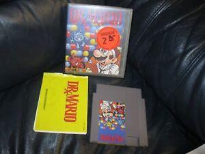Dr. Mario Nintendo NES Game