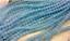A++ 4mm Brazilian Aquamarine Gemstone Round Loose Bead 15/'/'
